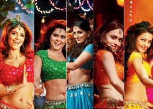 Himmatwala Movie Song Dhoka Dhoka item girls