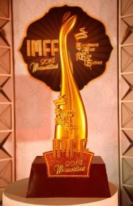 International Marathi Film Festival (IMFF) Trophy