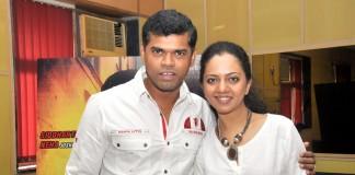 Siddharth Jadhav & Neha Joshi