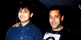Satya Manjerkar & Salman Khan