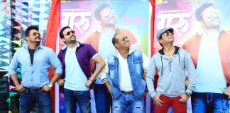 Guru's title track and poster has been launched in Guru Style