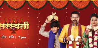 Saraswati - Colors Marathi TV Serial