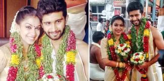 Actor Siddharth Menon - Marriage Photos
