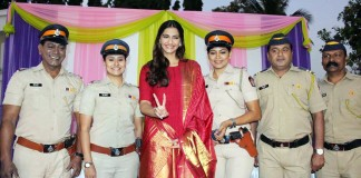 Sonam Kapoor in Star Pravah Serial Lakshya