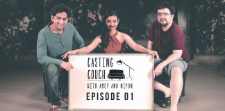 Amey Wagh and Radhika Apte in Casting Couch