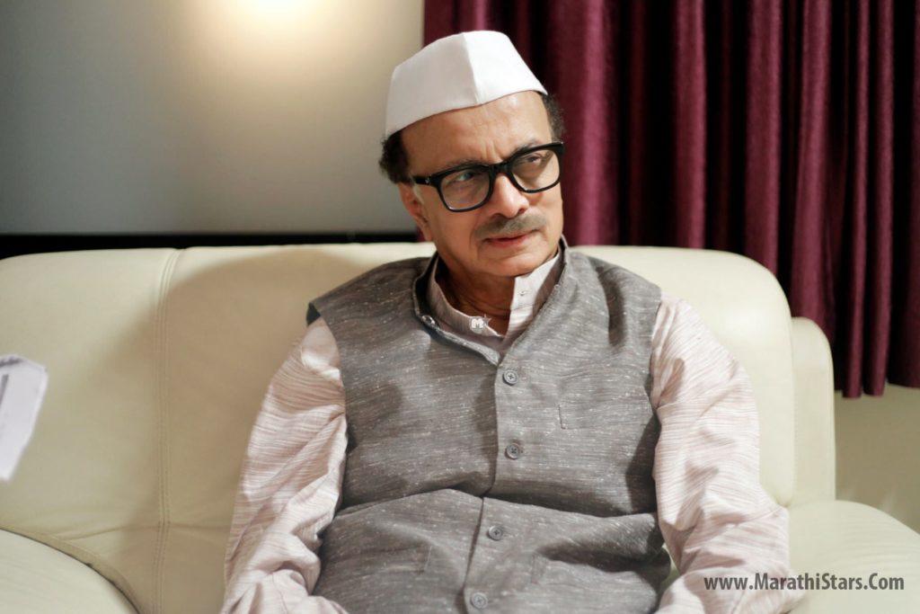 Dilip Prabhavalkar Photo - Ganvesh Movie