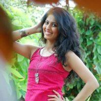 Monica in Zee Marathi Khulata Kali Khulena