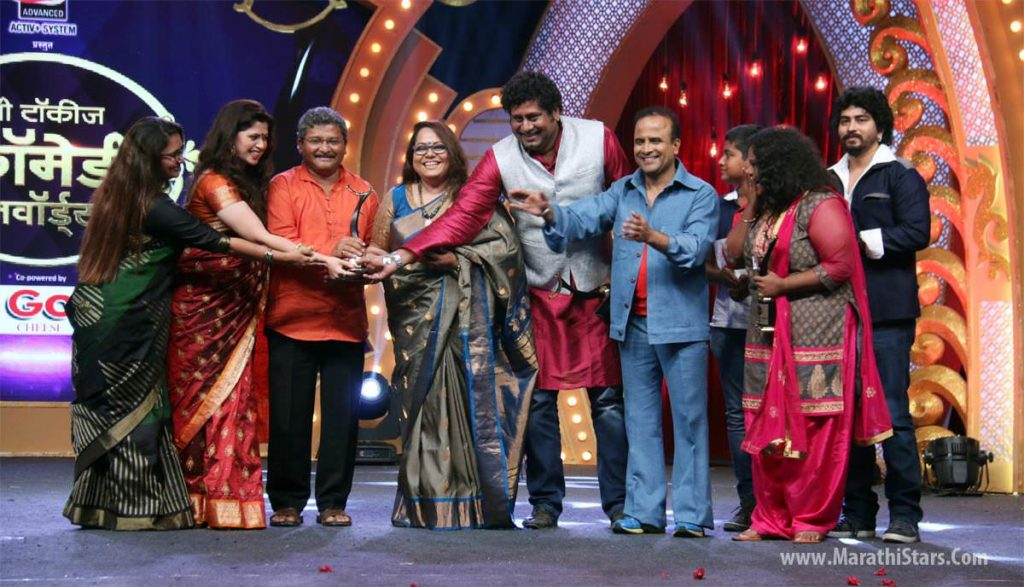 Murder Mestry and Shree Bai Samarth get top honours at the Zee Talkies Comedy Awards
