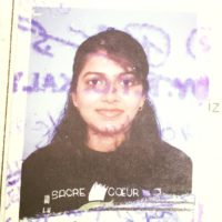Neha Rajpal childhood photo