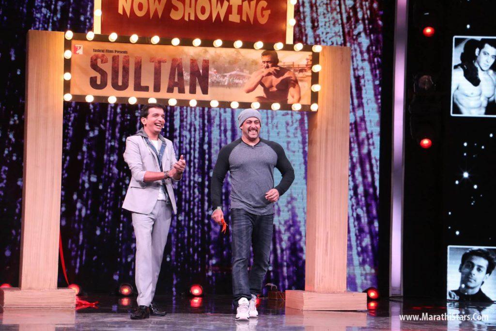 Salman Khan Zee Marathi Show - Chala hava Yevu Dya