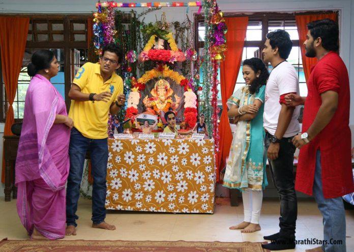 Freshers Zee Yuva Serial Ganpati