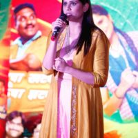Sai Tamhankar - Jaundya Na Balasaheb Music Launch