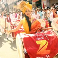 Zee Marathi Dhol Tasha Mumbai Photos
