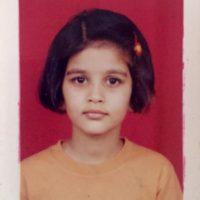 Vaidehi Parshurami Childhood Photo