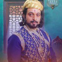 Dr Amol Kolhe as Sambhaji Maharaj Zee Marathi Serial Actor
