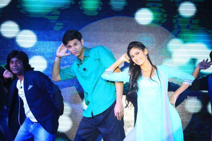 Shrikant Patil and Yogita Chavan Disu Laglis Tu Song Launch Gavthi